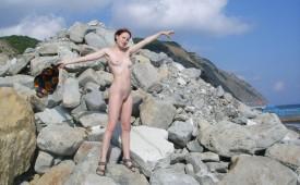 196-Nude-girlfriend-on-a-rocky-beach.jpg