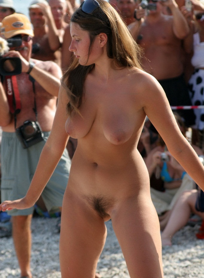 Really. Nude beach girls gone wild
